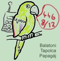 papagajkep