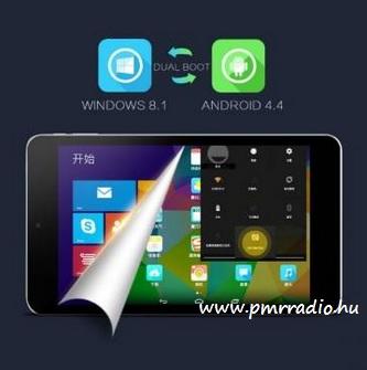 Win 8 1 és Android 4 4 egy izmos tableten   Cube iwork 7 dual – PmRradio