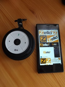 zello bletooth PTT