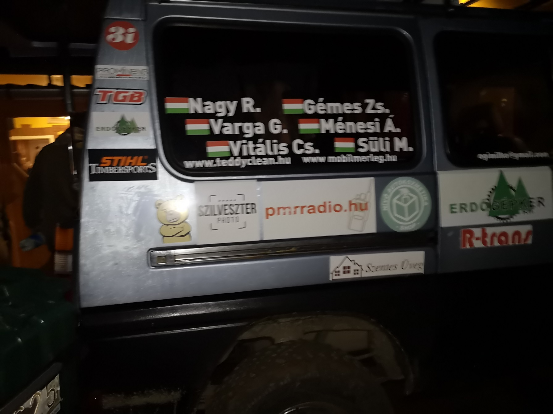 Bamakon is rádióznak!