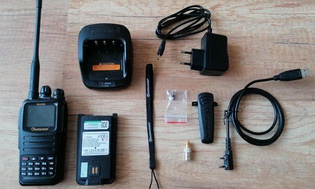 Wouxun KG-UVN1 DMR VHF UHF