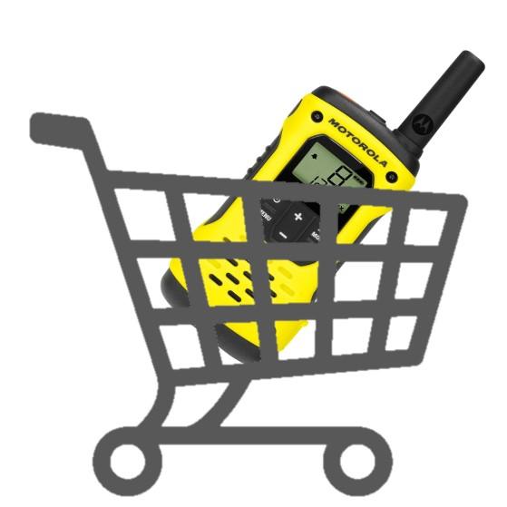 Motorola PMR446-os rádió rendelés