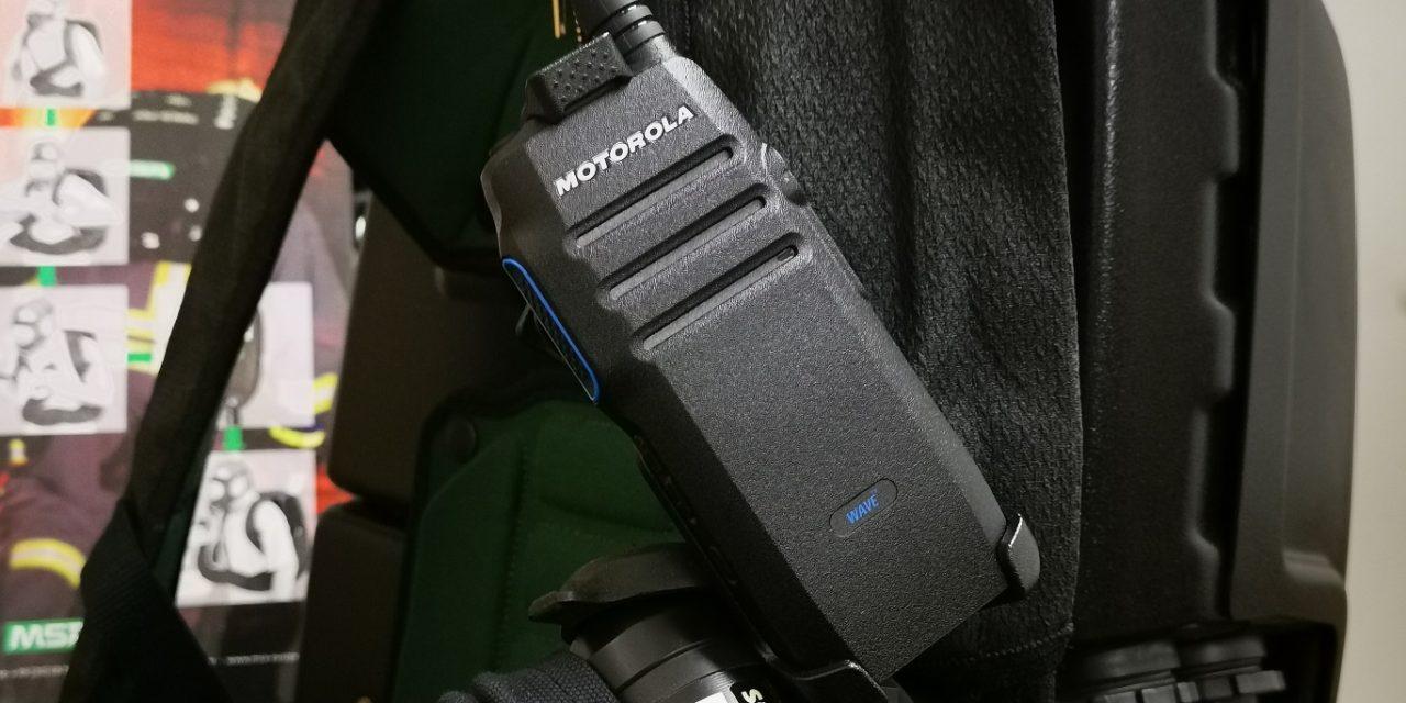 Motorola TLK 100i Poc adóvevő