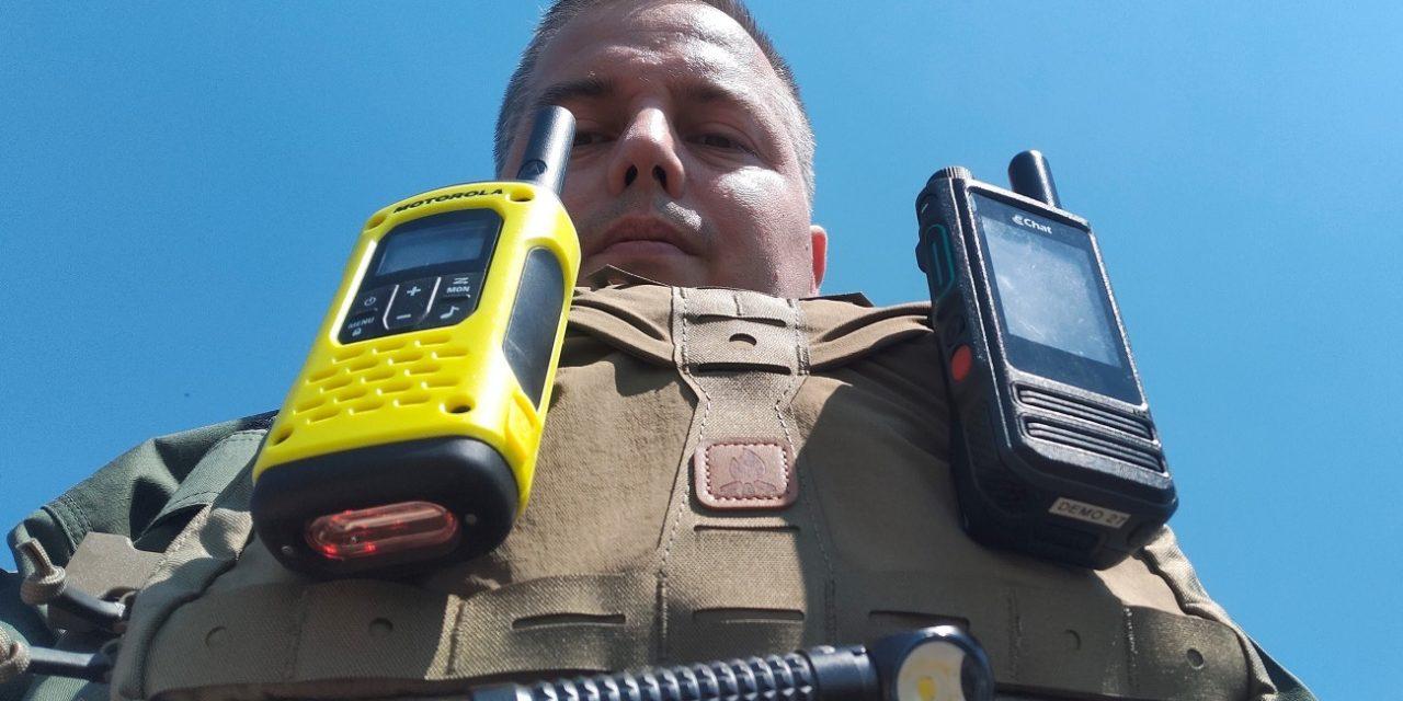 A felszerelés is fontos nem csak a rádió!