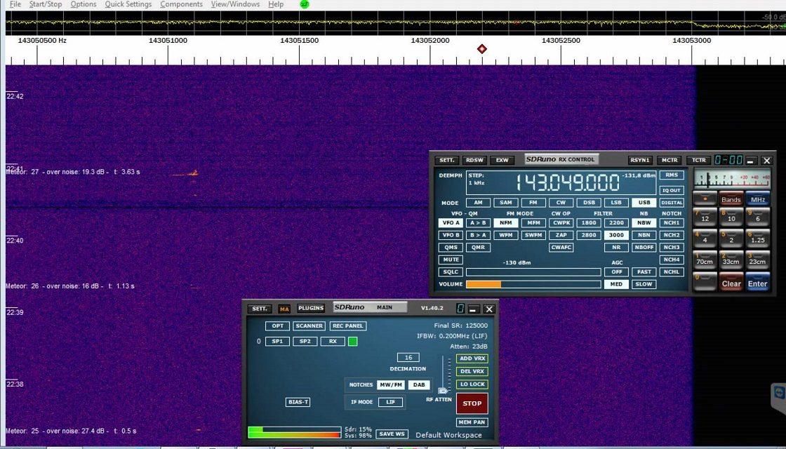 Megújult a tatai Radio Meteor Obszervatory.